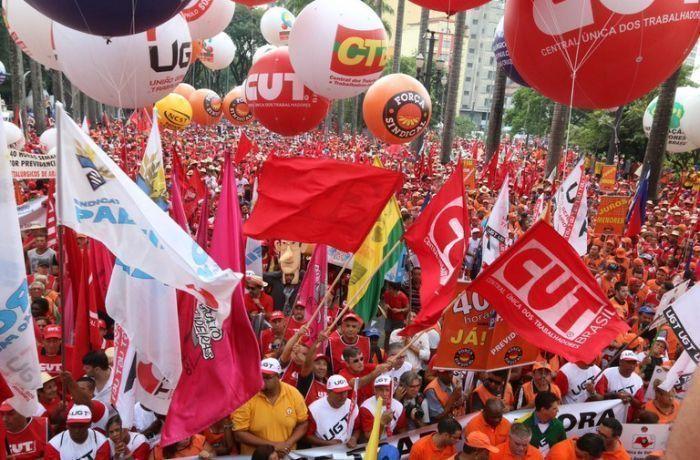 10 de agosto: Dia do Basta – Brasil se mobiliza por empregos e contra retrocessos