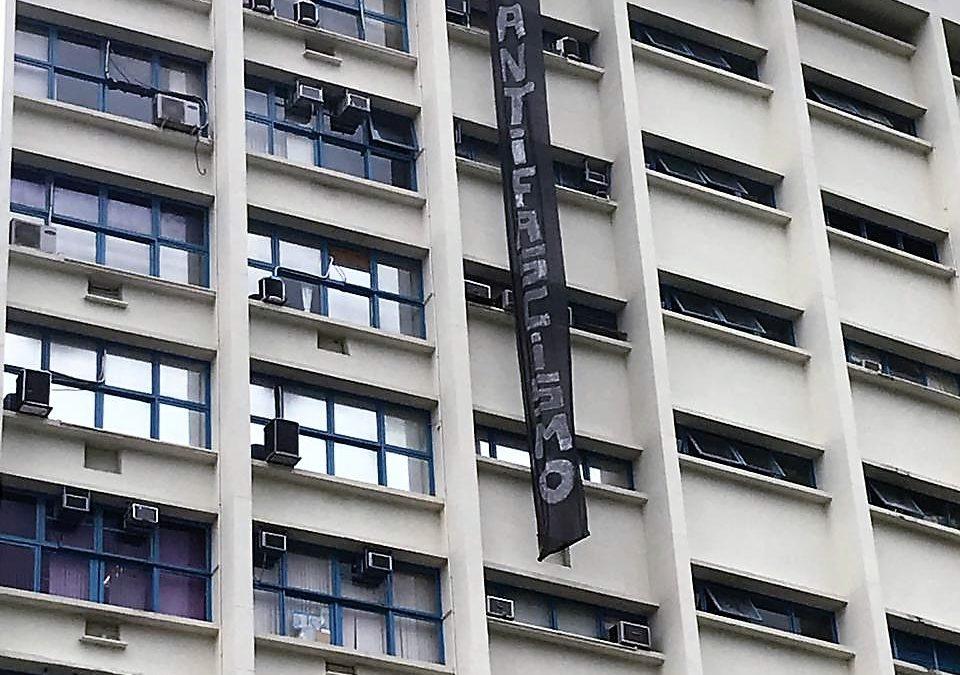 Feteerj e Sindicatos Filiados repudiam ação truculenta e censura da Justiça Eleitoral às manifestações estudantis
